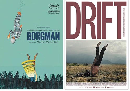Zoek de 10 verschillen: Drift en Borgman