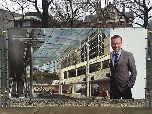 Het Van Gogh Museum vernieuwt 6: directeur Axel Rüger over de vernieuwing.