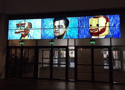 Het Van Gogh Museum vernieuwt 1: Fleur Roos Rosa de Carvalho over de inrichting