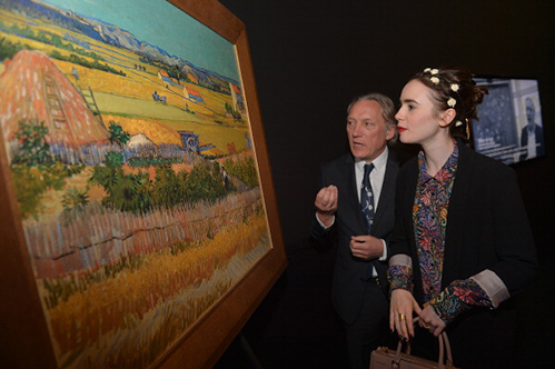 Van Gogh Museum Editions Makes U.S. Debut At LA Art Show