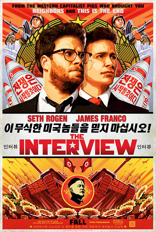 Gezien: The Interview