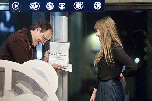 Battles van Isabelle Tollenaere bekroond met Fipresci-prijs op IFFR