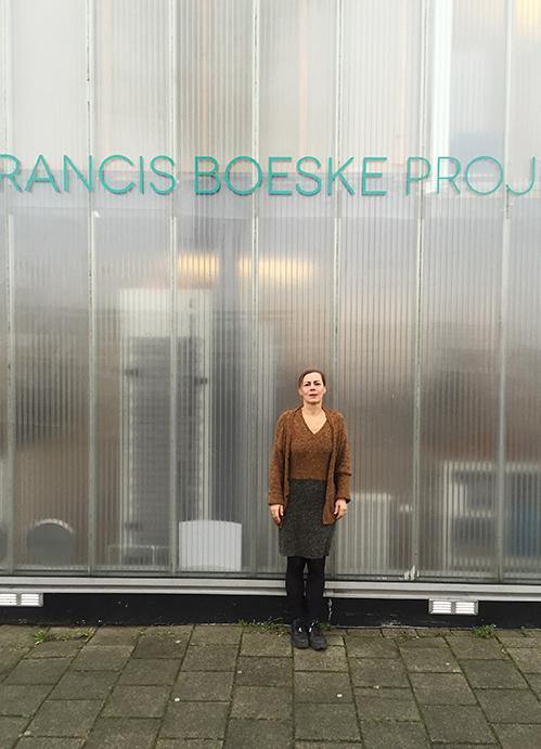 """Francis Boeske opent haar eigen galerie: """"Ik heb mezelf opnieuw kunnen uitvinden"""""""