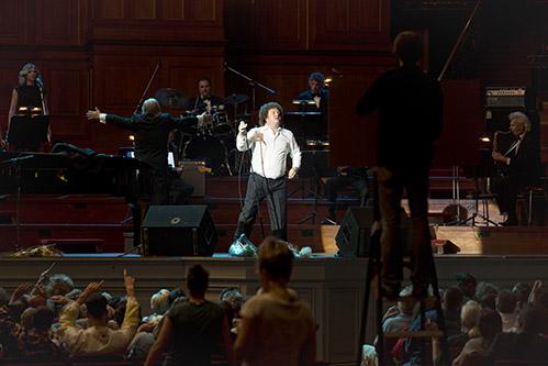 Actie! – Concertgebouwplein 10, 1071 LN Amsterdam. 2 september 2014, 15.25 uur.