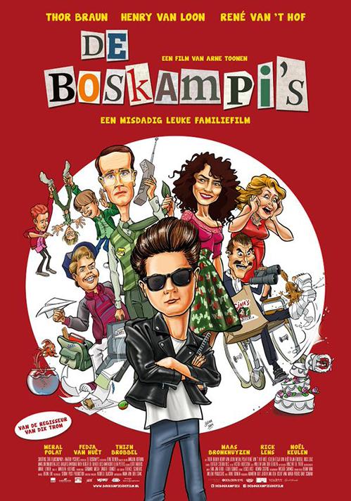 Boskampi's