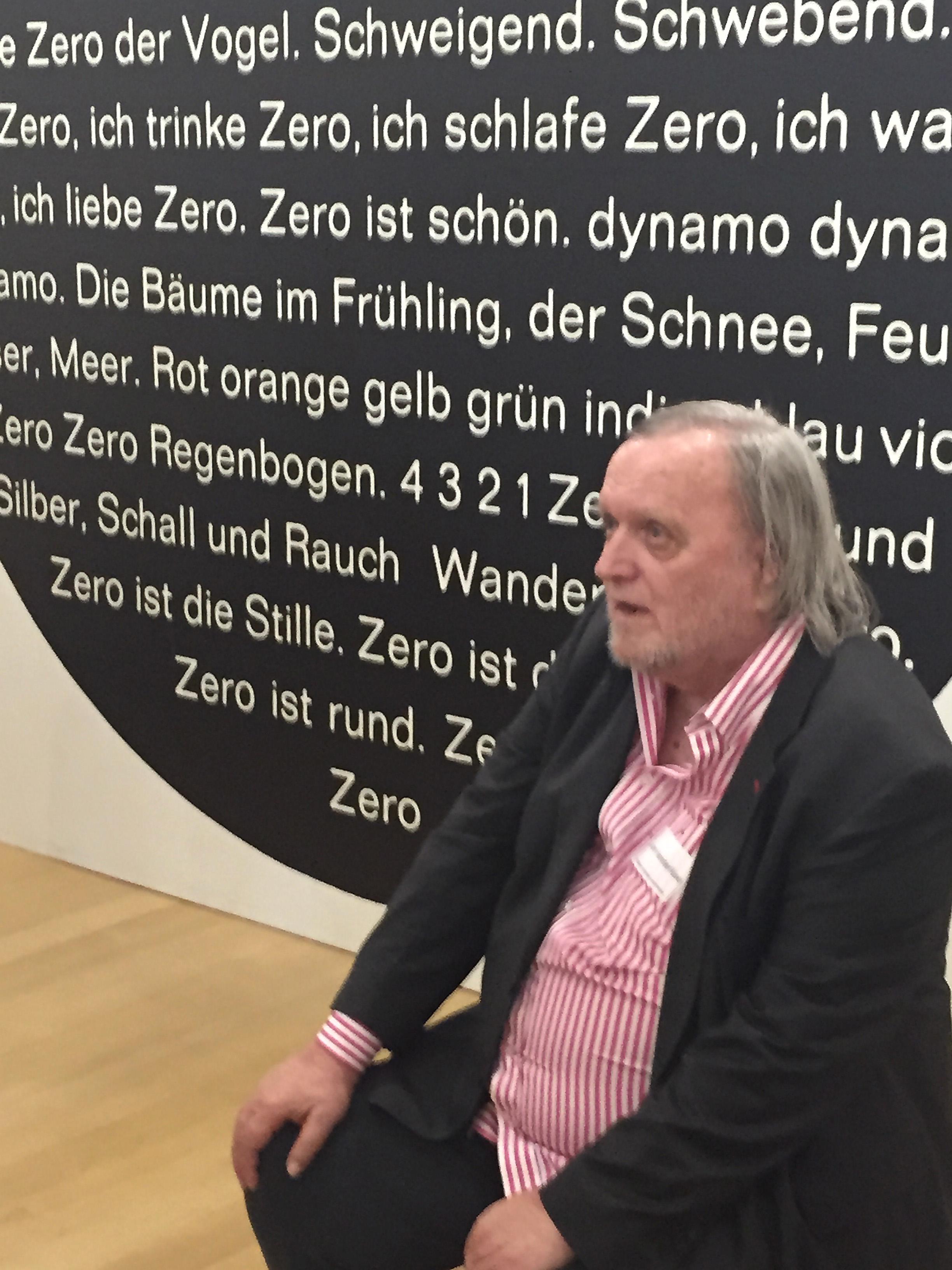 """Jan Henderikse over ZERO: """"Een gaatje, een sneetje, een schroef… ik denk dat mijn kunst veel jonger is dan dat"""""""