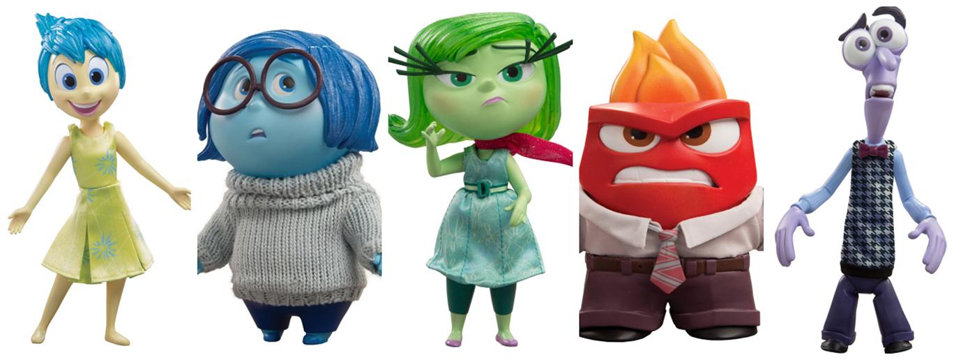 Pixar houdt het simpel…