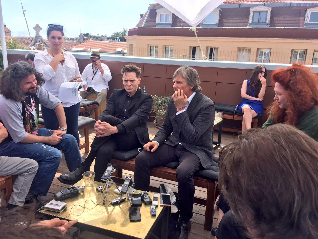 Cannes dag 9, donderdag 19 mei