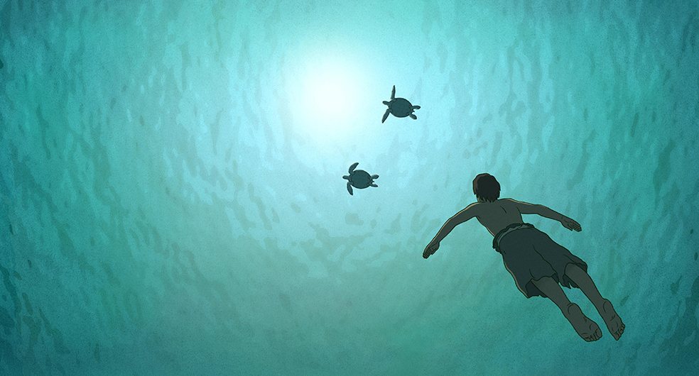 "The red turtle van Michael Dudok de Wit in wereldpremière in Cannes: ""Krabben zijn van nature komisch"""