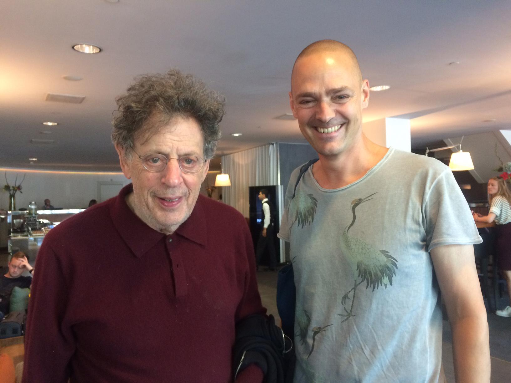 Componist Philip Glass: Koyaanisqatsi kan de tand des tijds prima doorstaan