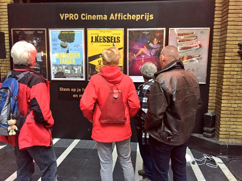 Geen Afficheprijs op het Nederlands Film Festival