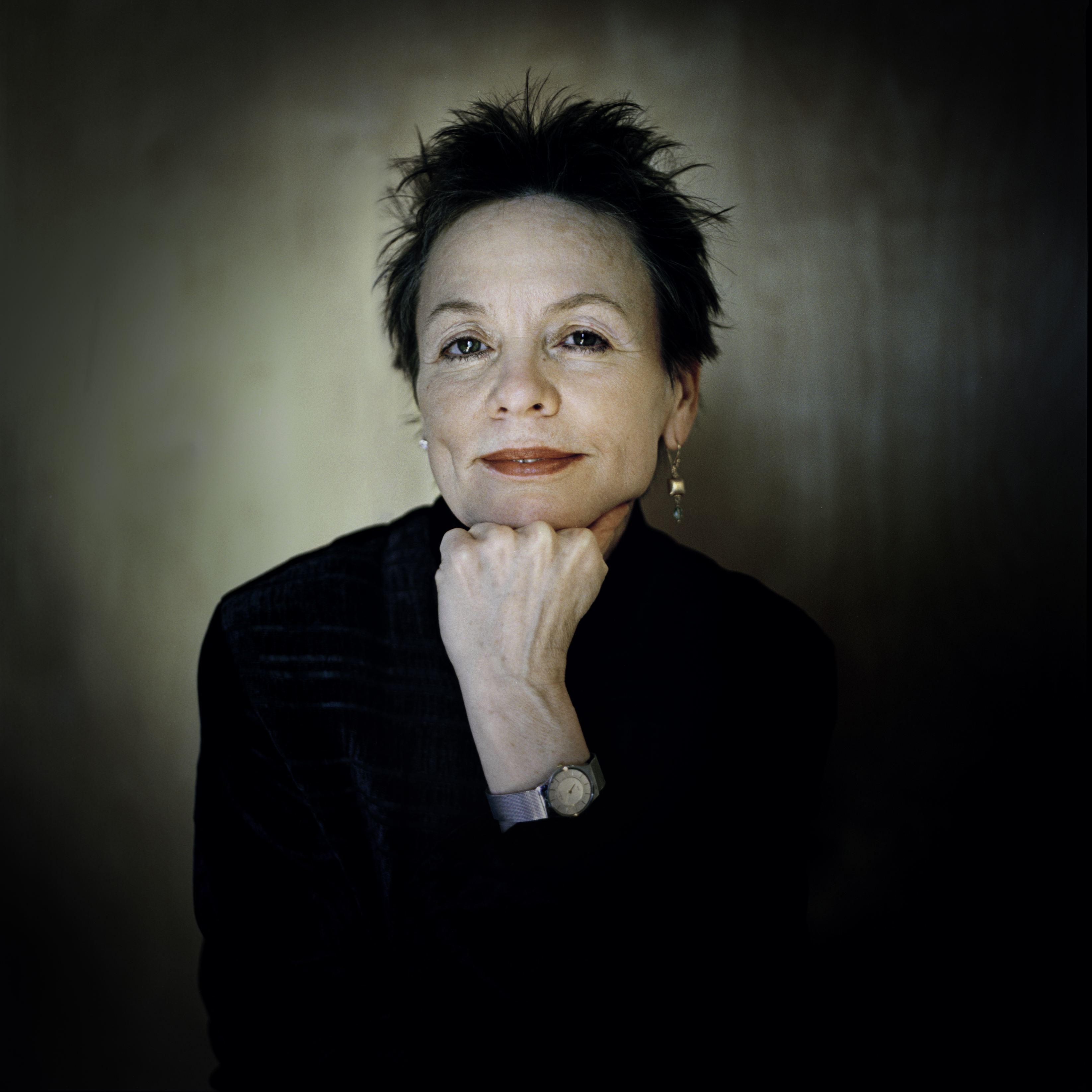Laurie Anderson op Amsterdam Dance Event
