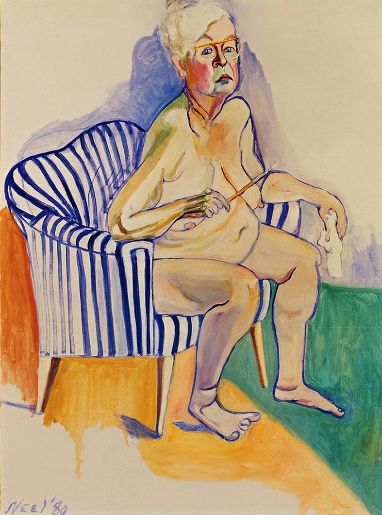 Alice Neel, verzamelaar van zielen