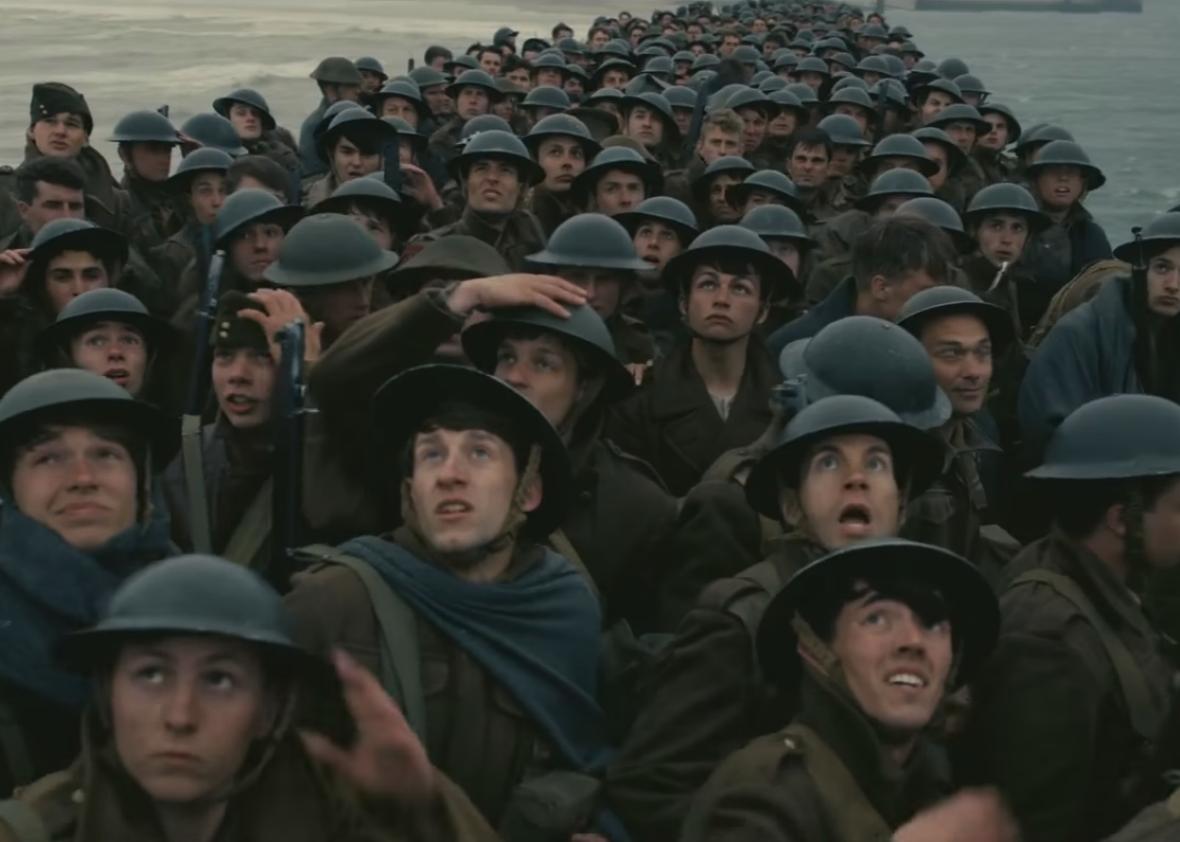 Dunkirk van Christopher Nolan is een nagelbijtend spannende thriller