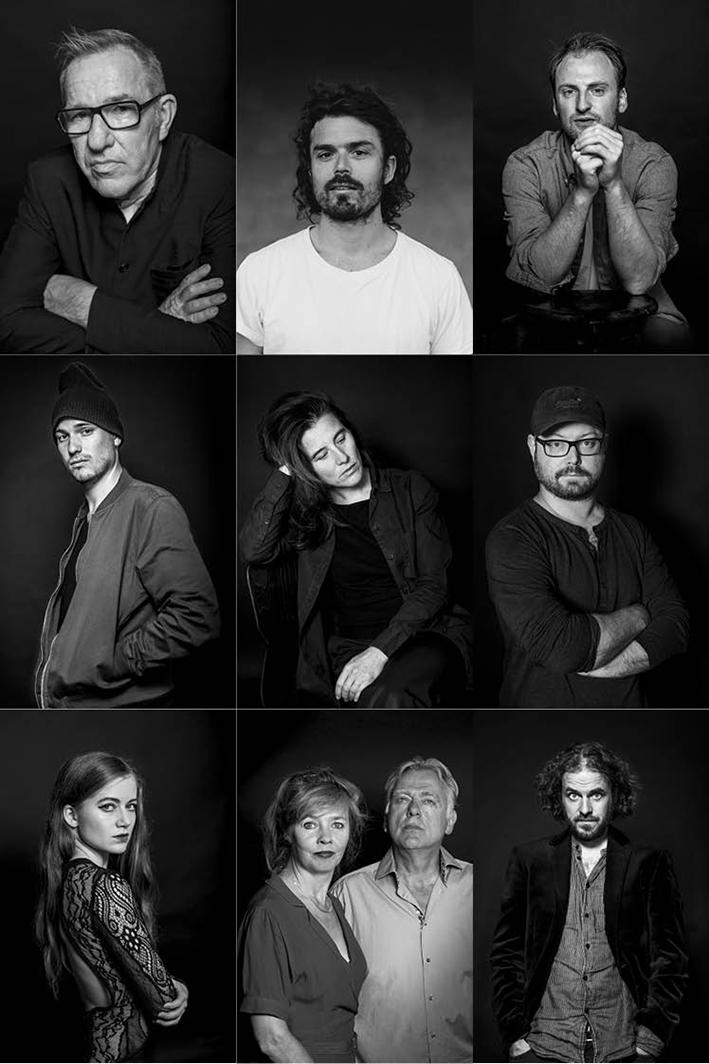 De regisseurs van het Forum van de Regisseurs