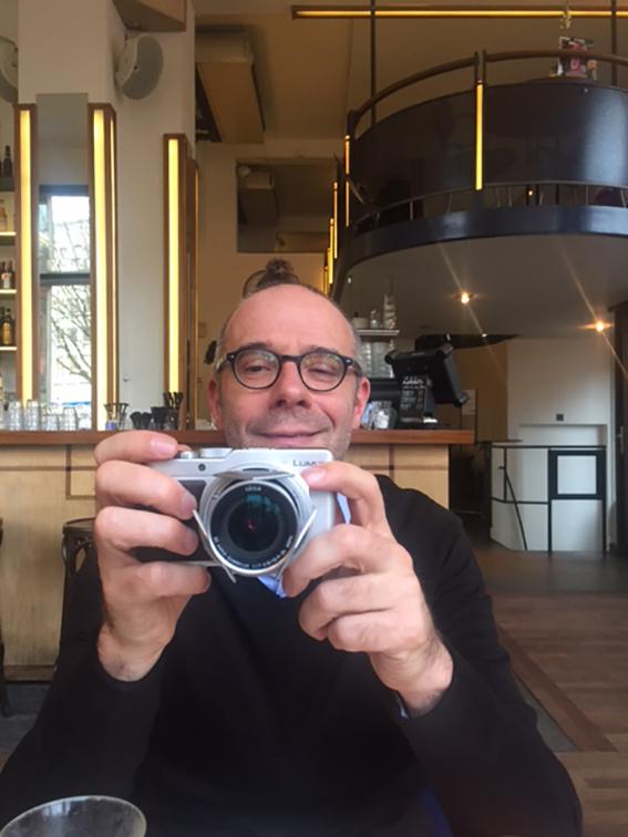 Voor fotograaf Owen Schumacher is Amsterdam één groot podium