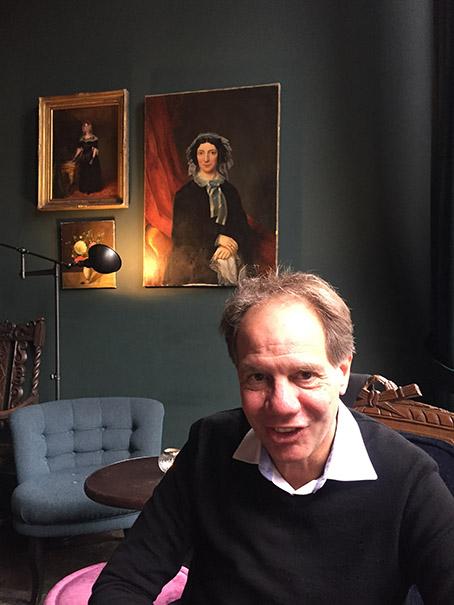 KunstRAI-organisator Erik Hermida: 'Een kunstwerk voegt iets toe aan je leven'