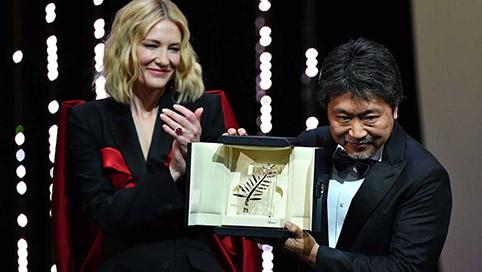 Japanse regisseur Hirokazu Kore-Eda wint Gouden Palm op sterke 71ste editie van het filmfestival van Cannes