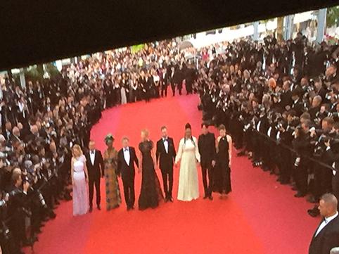 Cannes-dinsdagblog