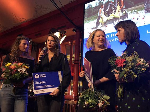 Light as Feathers van Rosanne Pel en De stoel van de laatste jaren – Egbert van Anke Teunissen en Jessie van Vreden zijn de winnaars van de 4de editie van het Forum van de Regisseurs